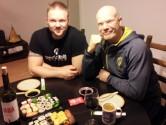 Ante & Olaf & Sushi